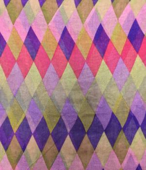 Purple diagonal  - multifunkčná priedušná šatka